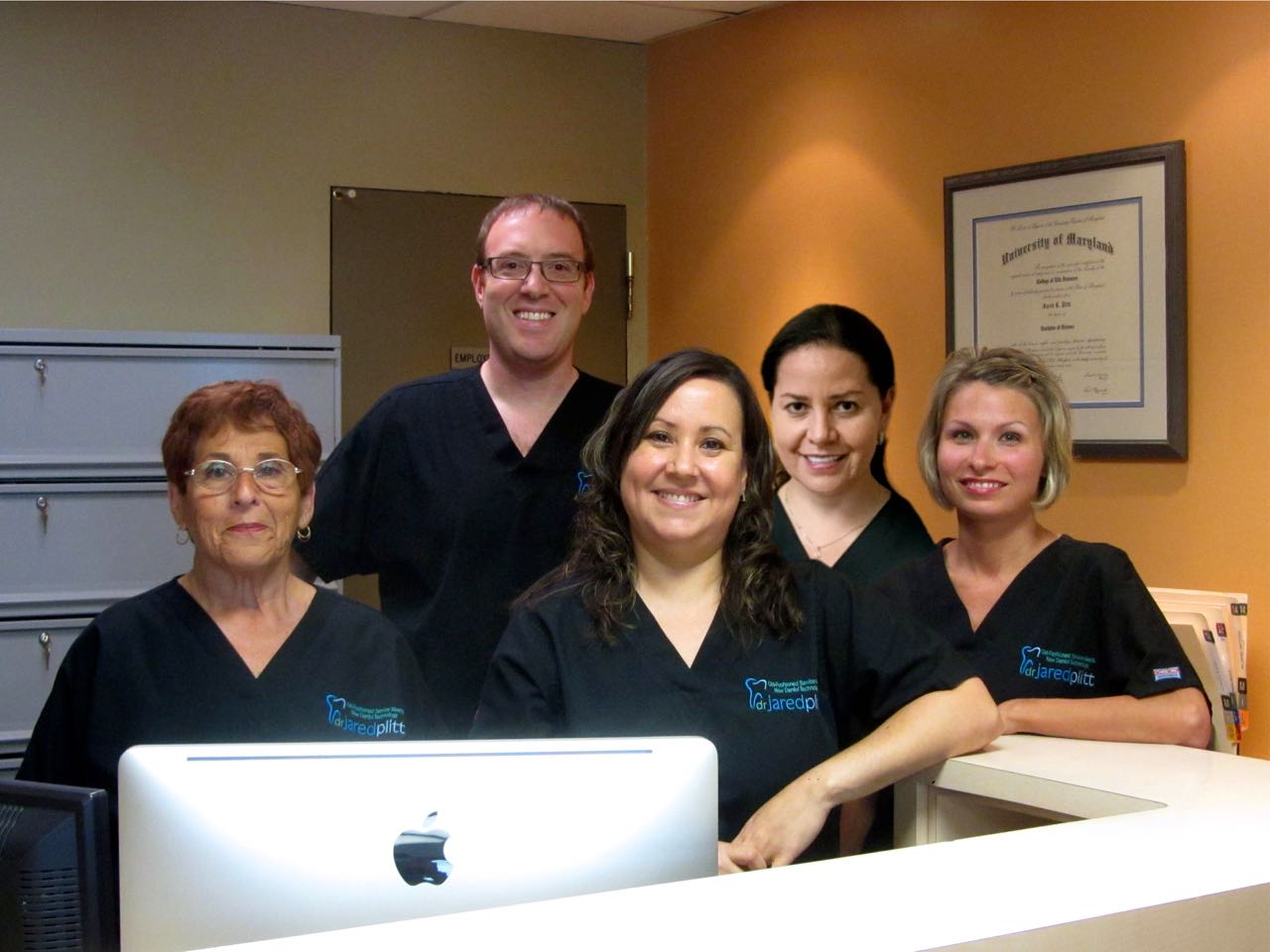 Miami Beach Dentist Dr. Plitt and Staff